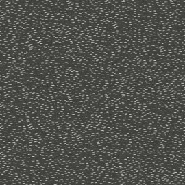 Tissu coton Makower UK Heartwood Dash - black x 10cm