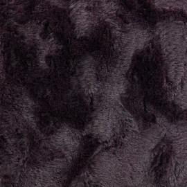 Fourrure Délice - lie de vin x 10cm