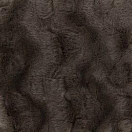 Fourrure Délice - marron x 10cm