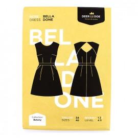 Sewing pattern Deer and Doe - dress Belladone