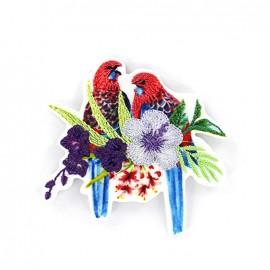 Thermocollant Jungle - perroquet