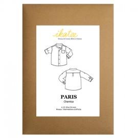 Patron Ikatee Paris chemise