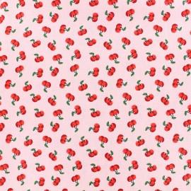 Tissu Poppy Cherry blossom - rose x 10cm