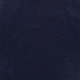 Double Gauze Fabric Soft Touch - navy x 10cm