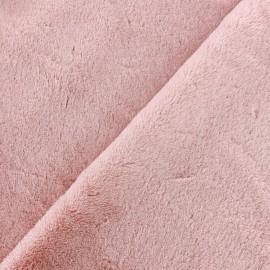 Fourrure Softy - rose x 10cm