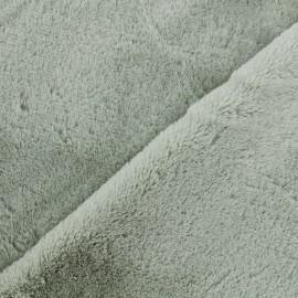 Fourrure Softy - vert sauge x 10cm