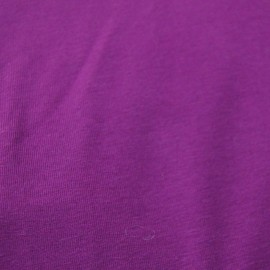Jersey Fabric - Dark Purple x 10cm