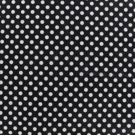 Camelot Fabrics precut felt Dots - black