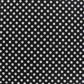 Feutrine prédécoupée Camelot Fabrics Dots - black