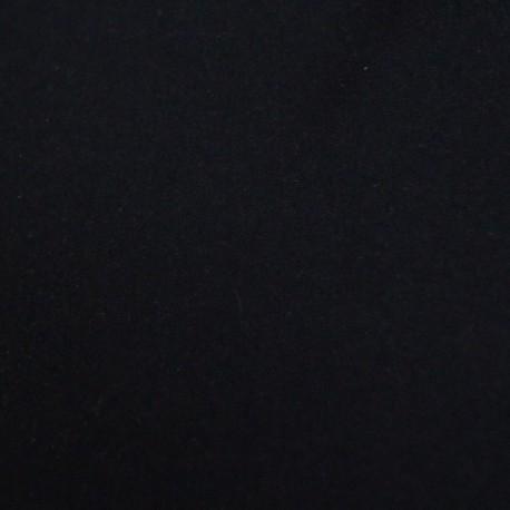 Jersey Fabric - Black x 10cm