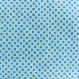 Feutrine prédécoupée Camelot Fabrics Dots - ocean