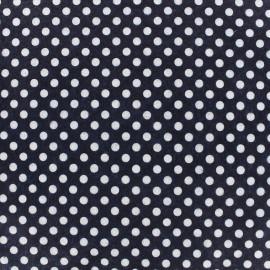 Camelot Fabrics precut felt Dots - navy