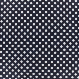 Feutrine prédécoupée Camelot Fabrics Dots - navy