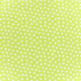 Feutrine prédécoupée Camelot Fabrics Stars - chartreuse