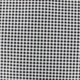 Feuille de feutrine Camelot Fabrics Chevron - black