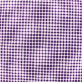 Feuille de feutrine Camelot Fabrics Gingham - lavender