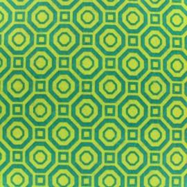 Feuille de feutrine Camelot Fabrics Polygon - chartreuse