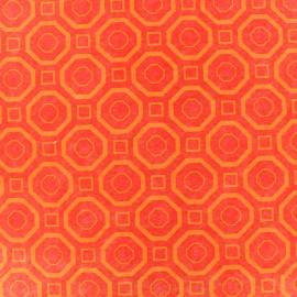 Camelot Fabrics precut felt Polygon - chartreuse