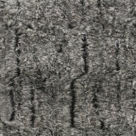 Imitation Fur Wolf - grey x 10cm