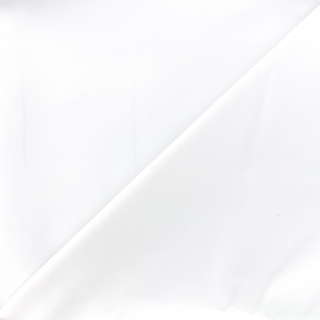 Blackout Fabric Maxence - white x 10cm