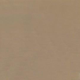 Simili cuir envers suédine - taupe/beige x 10cm
