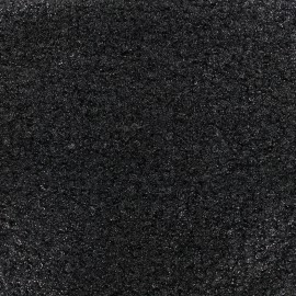 Tissu Lainage bouclette irisé - argent/gris anthracite x 10cm