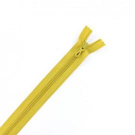 Fermeture Eclair® non séparable - kaki clair