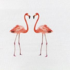 Tissu voile de lin (300cm) - Tropical Dreams  x 33cm