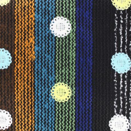Wool fabric - Roxi x 10cm