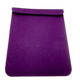 Housse Ipad en feutrine - violet