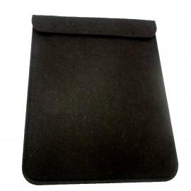 Ipad felt cover - black
