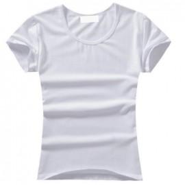 T-shirt à customiser 6 ans - blanc