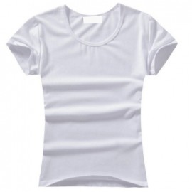 ♥ T-shirt to customize 8 years old - white ♥