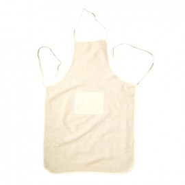 Apron to customize for adult - natural