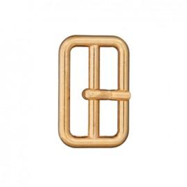 Boucle ceinture métal Vaiana - doré