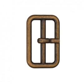 Boucle ceinture métal Vaiana - bronze