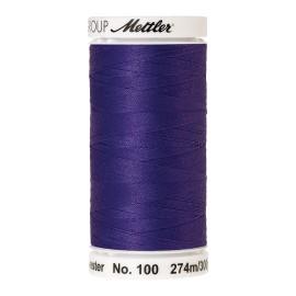 Bobine de fil Mettler Seralon 274 m - N°13 - Bleu vénitien