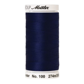 Thread bobbin Mettler Seralon 274 m - N°14 - Light Midnight
