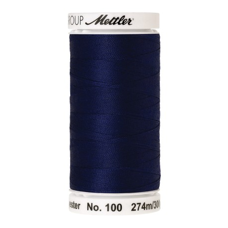 Thread bobbin Mettler Seralon 274 m - N°14 - Light Midnight