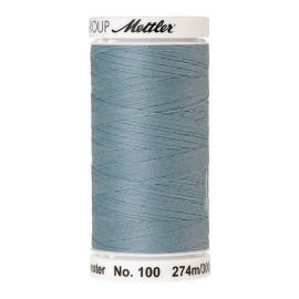 Bobine de fil Mettler Seralon 274 m - N°20 - Mer agitée