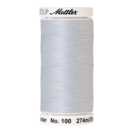 Bobine de fil Mettler Seralon 274 m - N°23 - Astuce de bleu