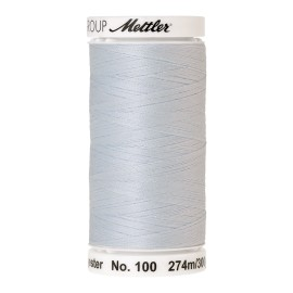 Thread bobbin Mettler Seralon 274 m - N°23 - Hint of Blue