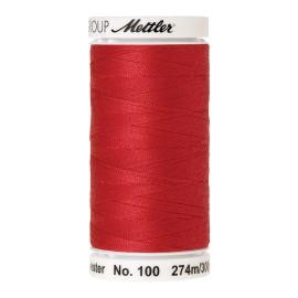 Thread bobbin Mettler Seralon 274 m - N°104 - Candy Apple