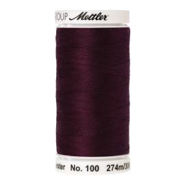 Thread bobbin Mettler Seralon 274 m - N°111 - Beet Red