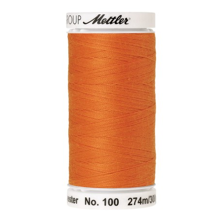 Bobine de fil Mettler Seralon 274 m - N°122 - Citrouille