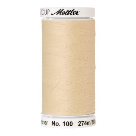 Bobine de fil Mettler Seralon 274 m - N°129 - Vanille