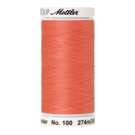 Thread bobbin Mettler Seralon 274 m - N°135 - Salmon