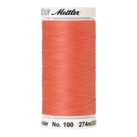 Thread bobbin Mettler Seralon 274 m - N°135 - Salmon