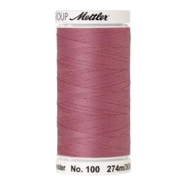 Bobine de fil Mettler Seralon 274 m - N°156 - Rose rose