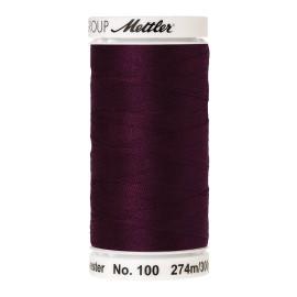 Bobine de fil Mettler Seralon 274 m - N°158 - Pensée